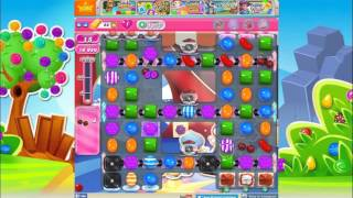 Candy Crush Saga Level 1377 (No Boosters)