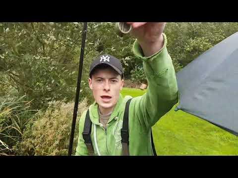 Feeder Fishing At Newbridge Lakes - Hariff Pond