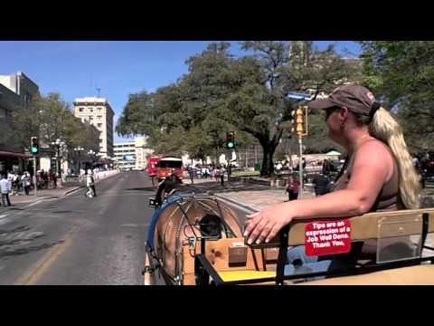 Downtown San Antonio, Texas