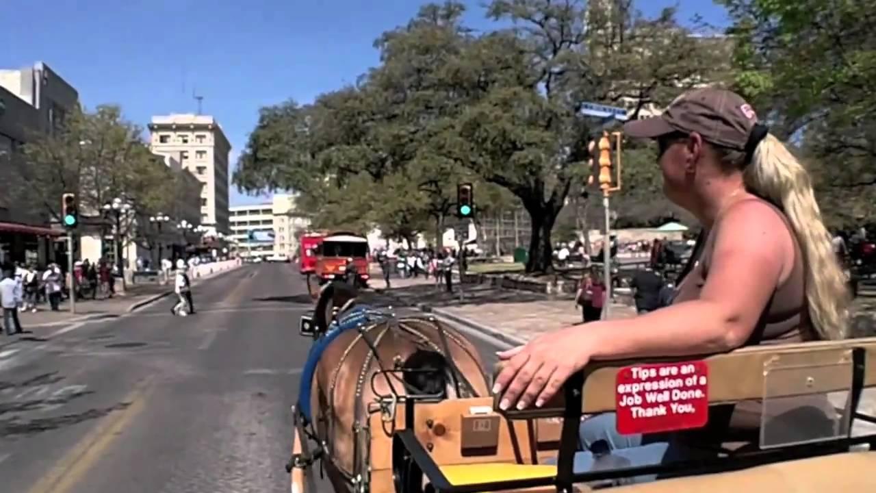 Downtown San Antonio Texas Youtube