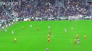 JUVENTUS Vs Benevento    1° Tempo