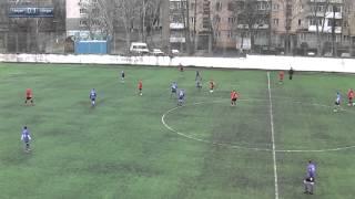 ДЮФК Черноморец 2  0:3  СДЮСШОР Черкассы (1 тайм)