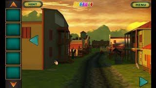 Can You Escape Western Town Walkthrough [5nGames]