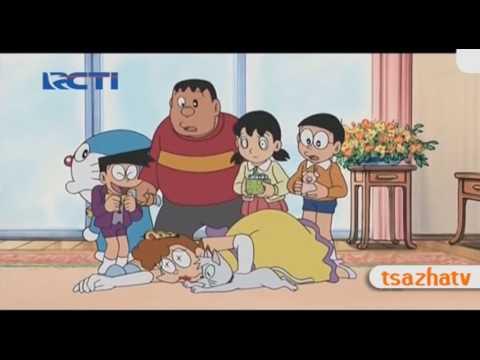 Doraemon Episode Pesta Ulang Tahun Miskin Ala Suneo Dubbing Bahasa Indonesia