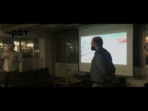 25.01.2018 - Process of Things (PoT) Presentation - Barcelona Bitcoin Community