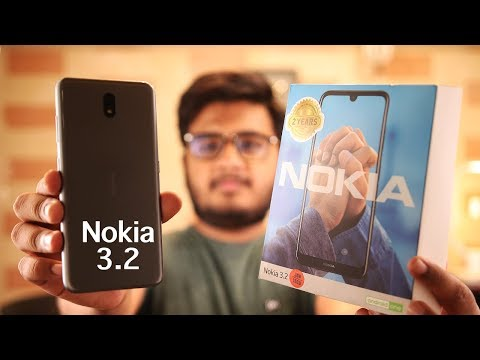 Nokia 3.2 Unboxing | Competitive After Sale Price?
