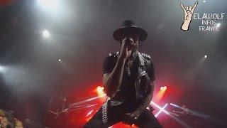 Yelawolf en LIVE au Festival Couvre Feu - 22/08/2015