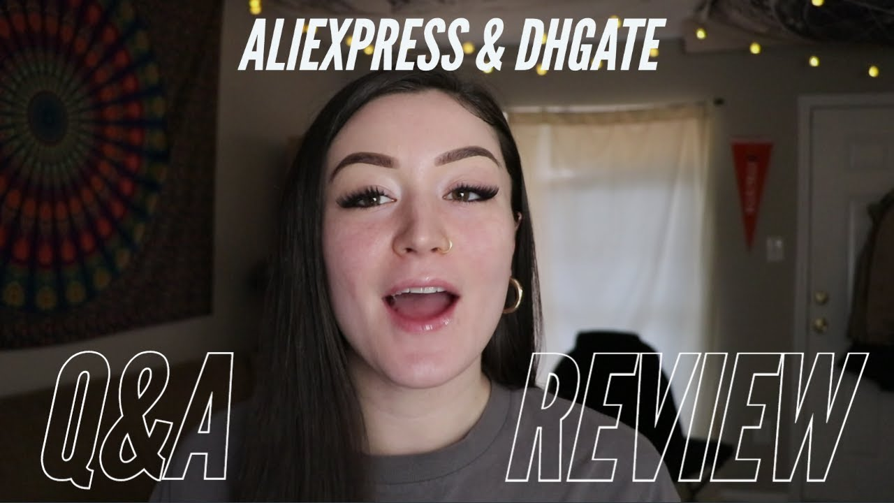 Aliexpress and DHGate Q&A: Is it legit? + How to find reliable sellers!