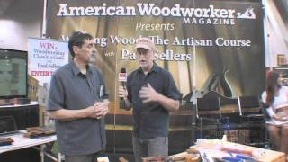 Paul Sellers Founder Of New Legacy School Of Woodworking Awfs