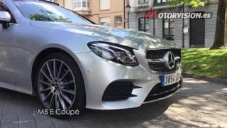 Novedades en la clase E de Mercedes