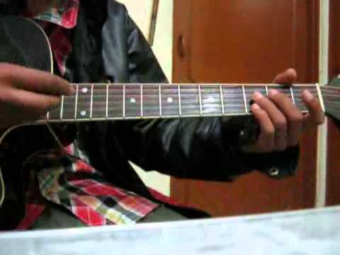 Guitar likhith kurba guitar tabs : Emptiness learn on GUITAR!! complete tabs by rishabh - YouTube