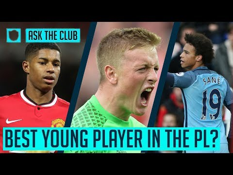 WHO'S THE BEST YOUNG PLAYER IN THE PREMIER LEAGUE? | #ASKTHECLUB | SOCIAL CLUB