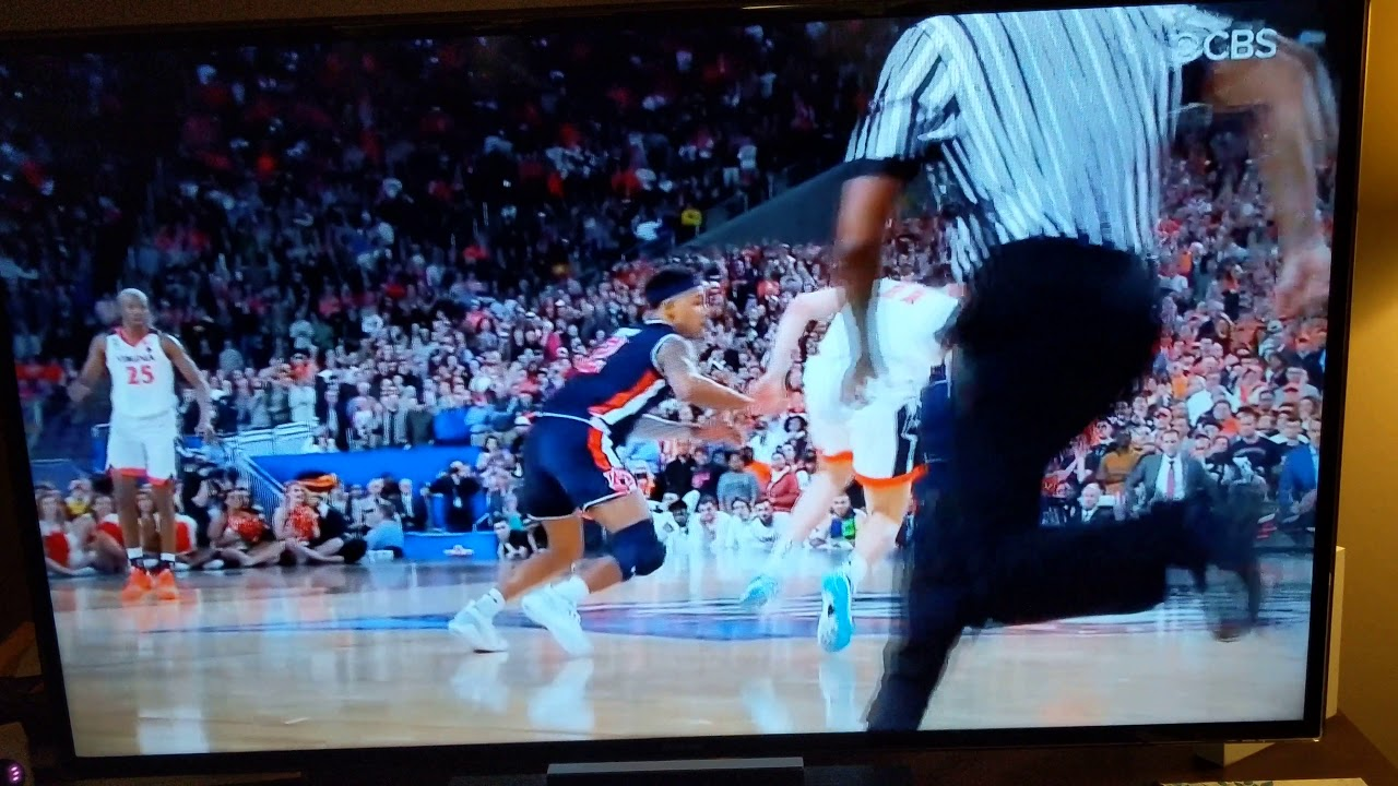 Virginia Double Dribbled