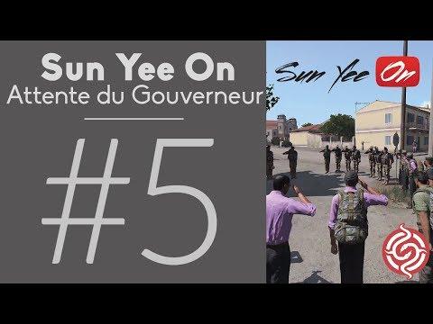 Sun Yee On - Attente du Gouverneur
