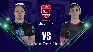 FIFA 19 FUT Champions Cup January Xbox Final NRaseck vs DullenMIKE