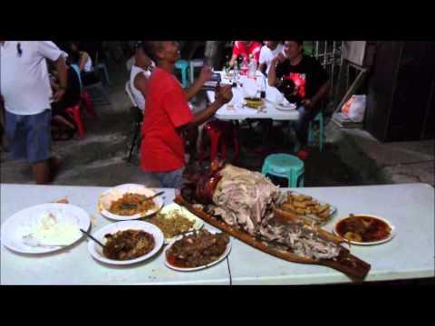 Karaoke Sing Along Cebu Consolacion Fiesta October 29 2015