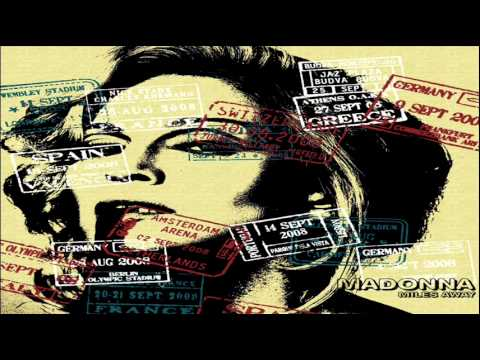 Madonna - Miles Away (Morgan Page Dub)