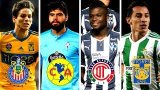 MAS RUMORES y NUEVOS FICHAJES CONFIRMADOS en la LIGA MX para el torneo APERTURA 2019