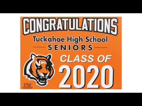 Tuckahoe High School 2020 Graduation Ceremony