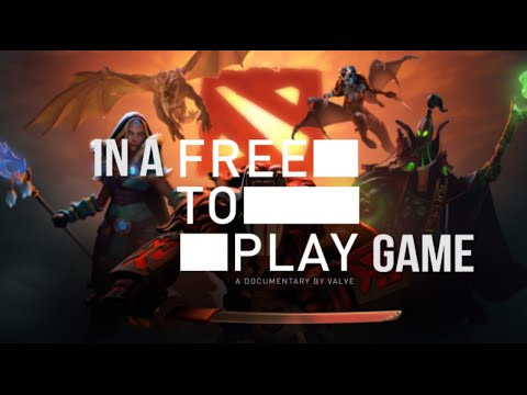 Free to Play Game (Dota 2 Parody of Part of Your World)