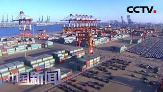 [中国新闻] 商务部:美中贸委会报告再次证明贸易战没有赢家 | CCTV中文国际