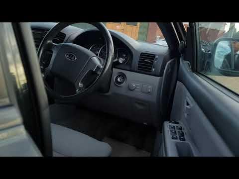 Kia Sorento 2.5L Diesel 2007 Review