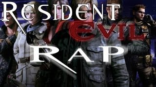 Zarcort : Resident Evil Rap