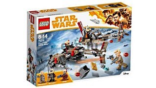 New LEGO Star Wars 2018 sets pictures!