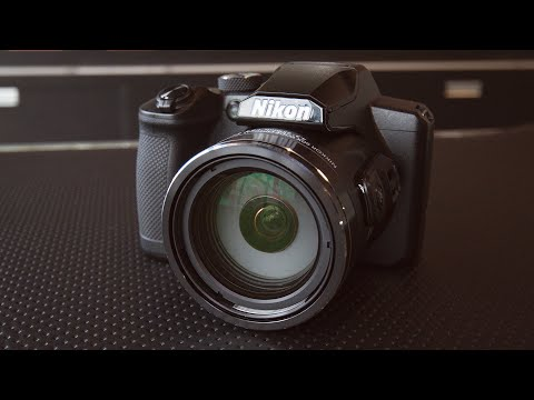 Nikon Coolpix B600 Hands On And Opinion