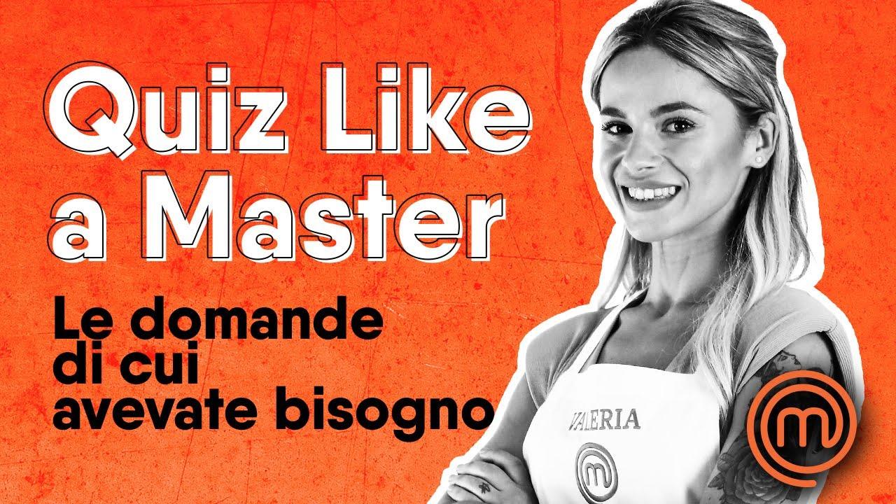 Valeria Caserta   Quiz Like a Master
