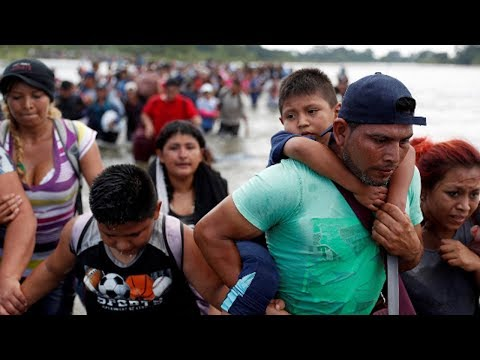Trump Threatens to Shoot Migrants Fleeing US-Fueled Violence and Instability