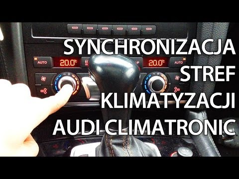 How to enter hidden menu in Climatronic Audi A6 C5