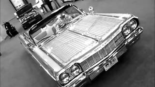 Chevrolet Impala 1964 SS Convertible Lowrider Oldies Autoparts