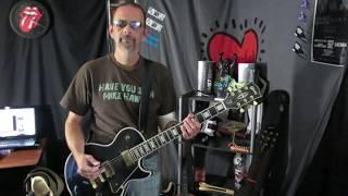 whiskey hangover godsmack guitar cover
