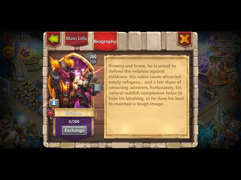 Castle Clash | Update 1.5.6 | New Hero Svalinn, New Skins, New Guild Turf Features