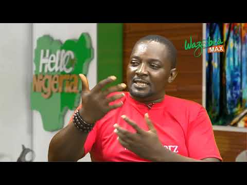 BIG TONY AND SITSOFE TSIKOR SPEAKS ON THE SERIES: SQUATTERZ - HELLO NIGERIA