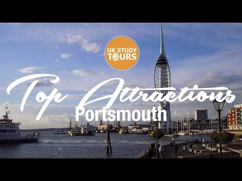 Portsmouth & Isle Of Wight Top Attractions - UK Study Tours