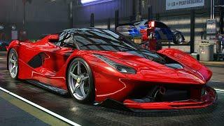 $1.1 MILLION LAFERRARI BUILD - Need for Speed: Heat Part 74