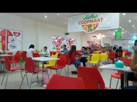 Khu ăn uống Siêu thị Coopmart Buôn Ma Thuột - ĐakLak