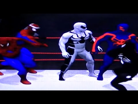 *Spiderman vs Spiderman* ROYAL RUMBLE