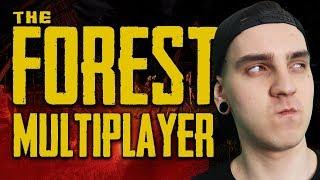 ????The Forest - Budujemy ogromną bazę! ???? - Na żywo
