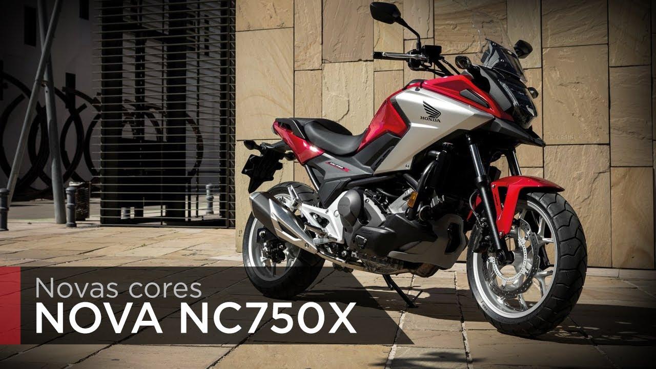 Resultado de imagem para Honda NC 750X 2018