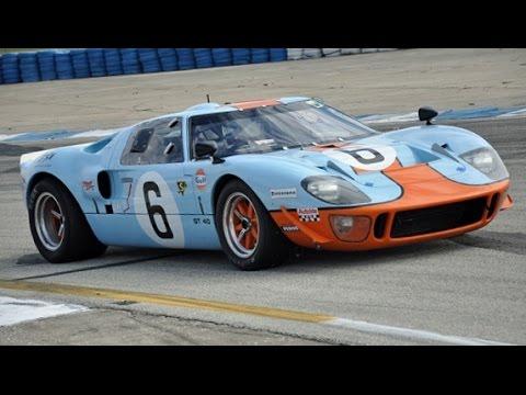 GranTurismo 6 : [600PP] Ford GT40 1969 Circuit Setup - YouTube