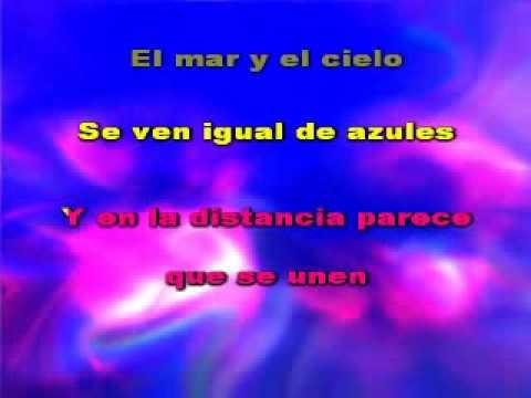 Marito Rivera y Bravo - Mar y Cielo (karaoke)