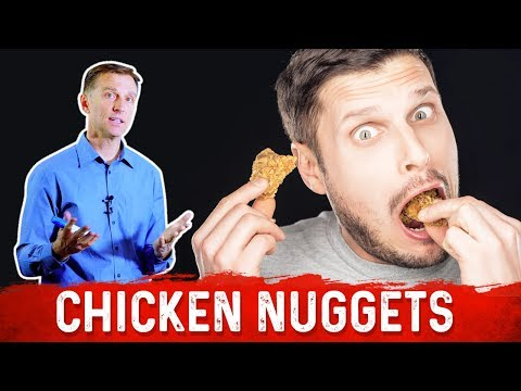 Before You Eat Another Chicken Nugget, Watch This!
