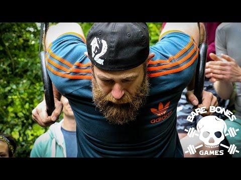 "Doug ""The Beard"" Spence Interview - Bare Bones Games Launch"