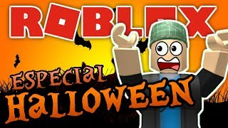 SPECIAL HALLOWEEN 🎃 - Roblox - The best horror games