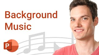 How to add Background Music for all slides in PowerPoint