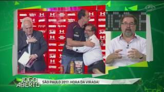 Marco Aurélio fala sobre relação com Rogério Ceni