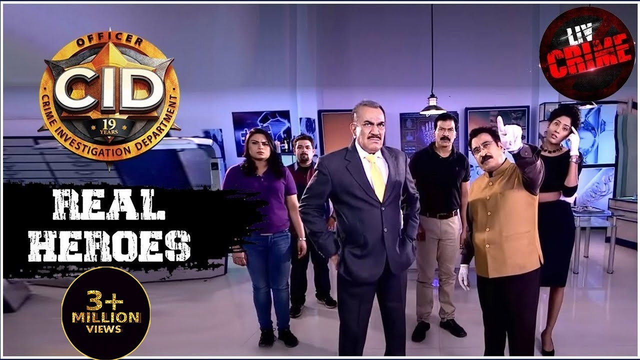 Download The Asymmetrical Twist   सीआईडी   CID   Real Heroes
